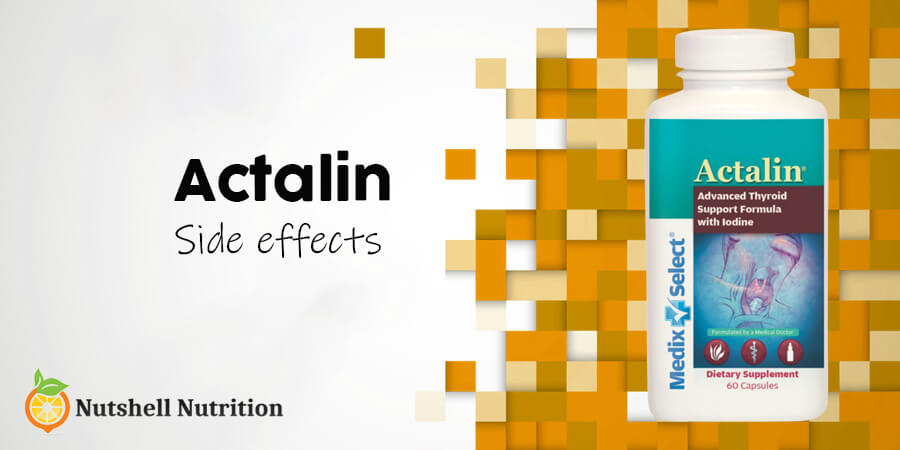 Actalin Side Effects