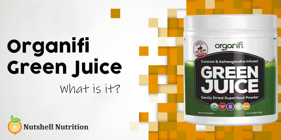 what is Organifi Green Juice
