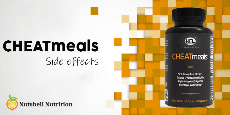 CHEATmeals side effects