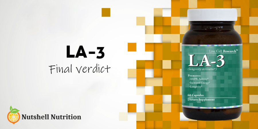LA-3 Review: Final Verdict