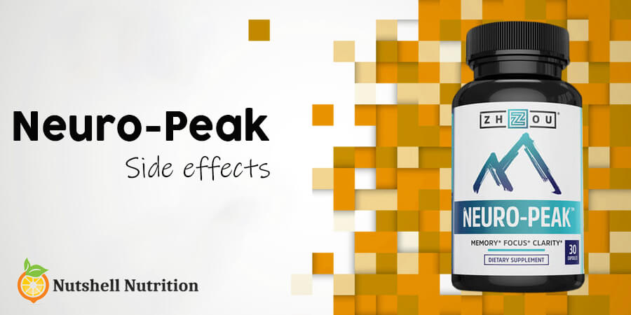 Neuro-Peak side effects