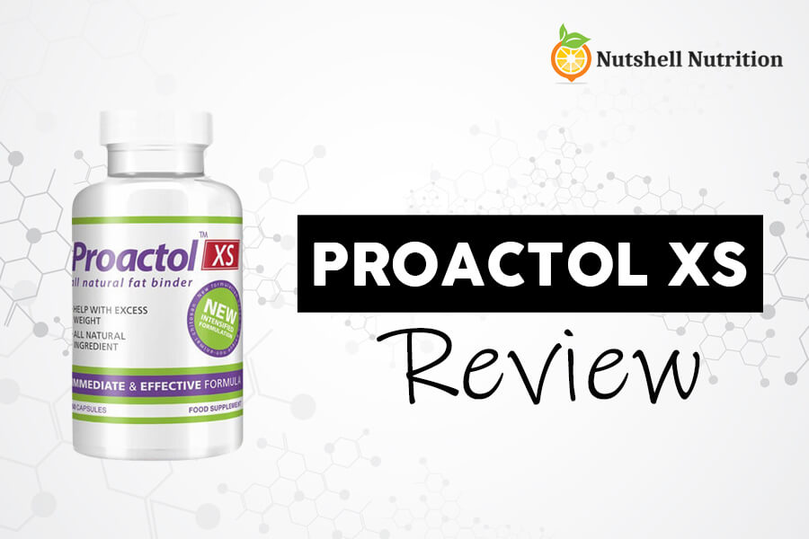 Proactol XS Review 2020 - Does It Really Work?   Nutshell ...