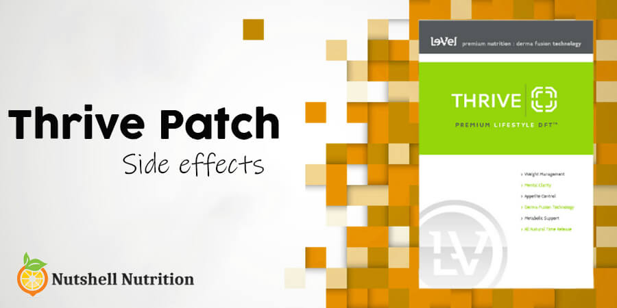 Thrive Patch Side Effects