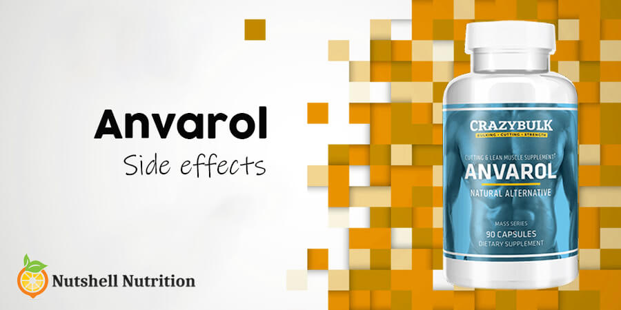 Anvarol Side Effects
