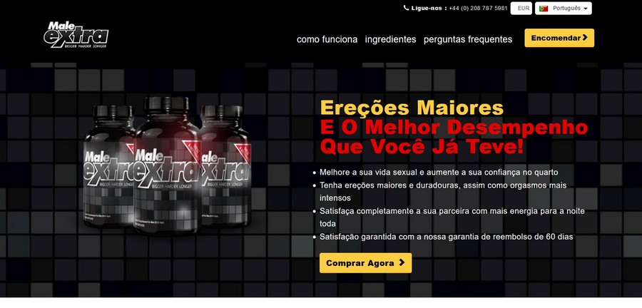 male extra website oficial