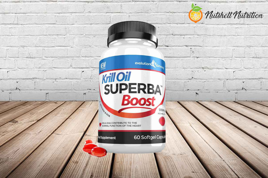 Krill Oil Superba Boost photo