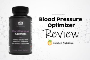 Blood Pressure Optimizer review