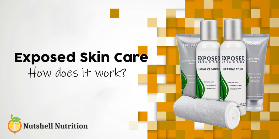 How Does Exposed Skin Care Work
