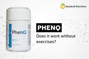 PhenQ Fat Burner and exercises