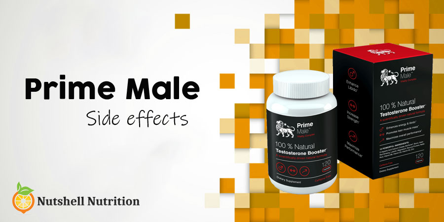 Prime Male Side Effects