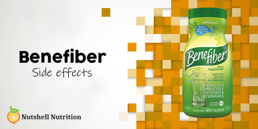 Benefiber Side Effects