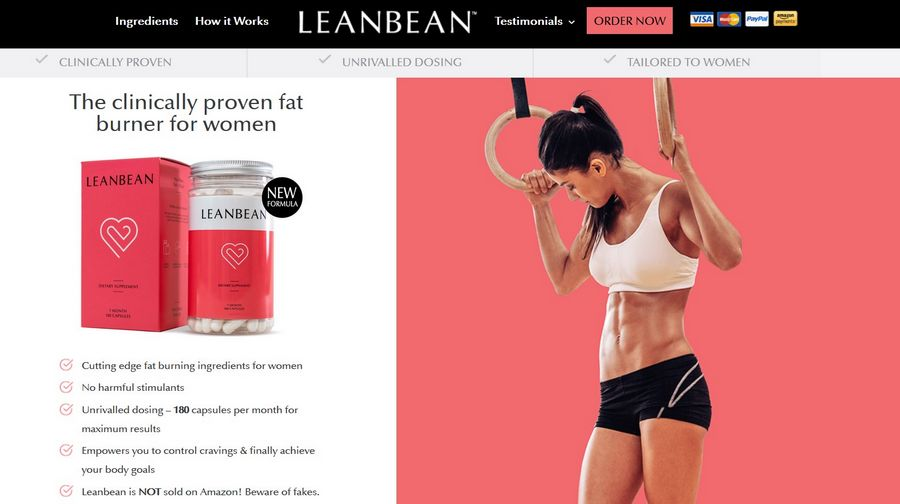leanbean official website