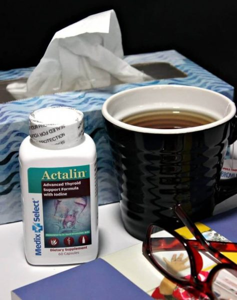 actalin thyroid health supplement review - verdict
