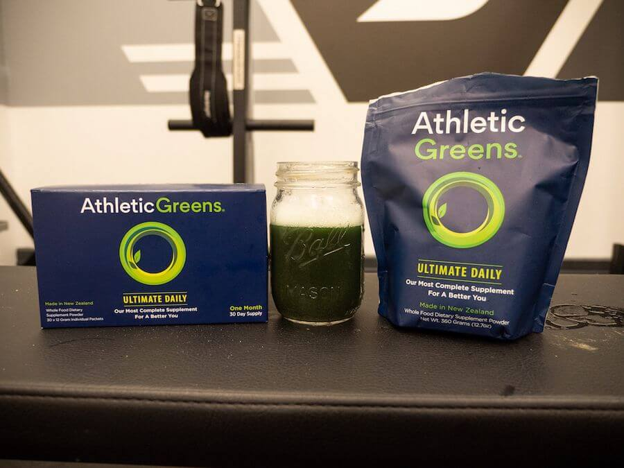 athletic greens superfood review - verdict