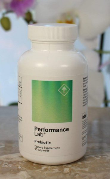 performance lab prebiotic supplement review - verdict