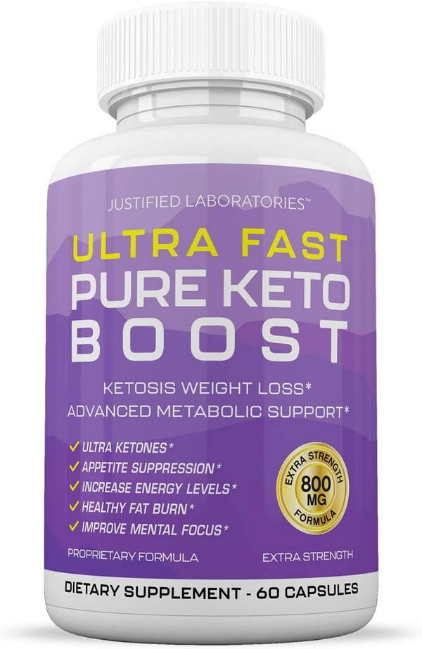 Ultra Fast Keto Boost Review 2020